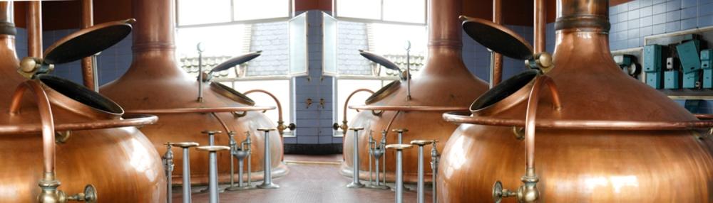 Brouwerij Het Anker aan het Groot Begijnhof te Mechelen